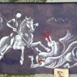 Le Saint-Georges blanc de Mesnager