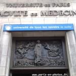 La nouvelle Faculté de Médecine