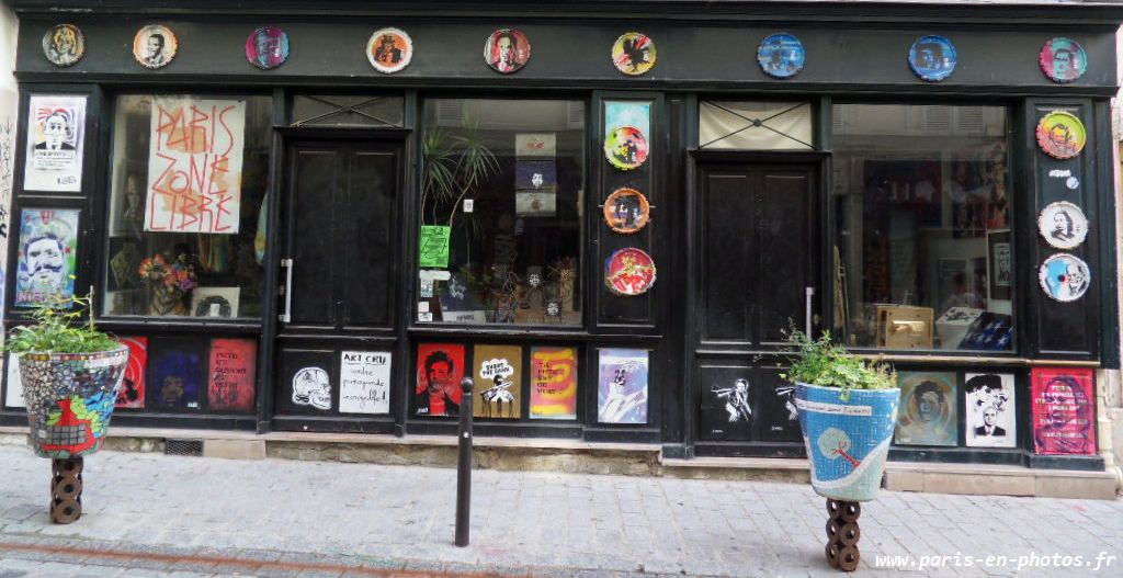 boutique rue Denoyez