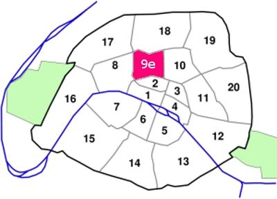 9e Arrondissement De Paris