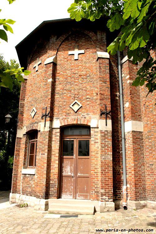 église russe Saint-Serge