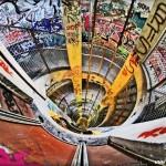 L'escalier des Frigos