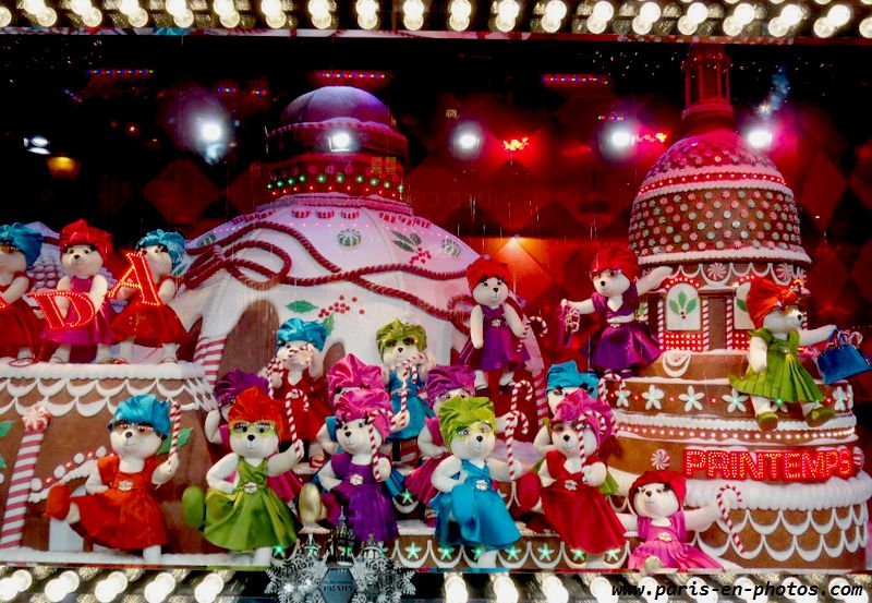 Danseuses Prada Noël Printemps