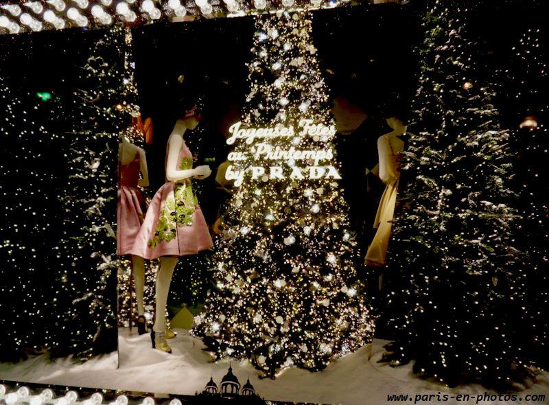 Noël Prada sapins