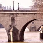 Le Pont Marie à Paris