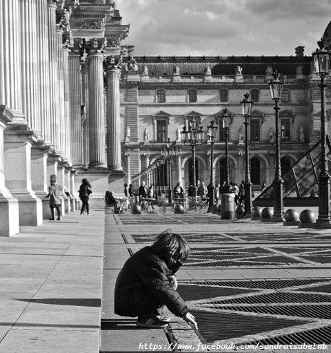 cour carrée Louvre