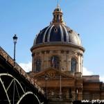 Institut de France et Pont des Arts